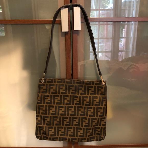 Fendi Handbags - Vintage Fendi Purse